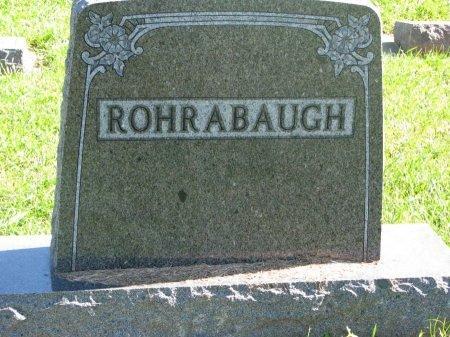 ROHRABAUGH, *FAMILY MONUMENT - Union County, South Dakota | *FAMILY MONUMENT ROHRABAUGH - South Dakota Gravestone Photos