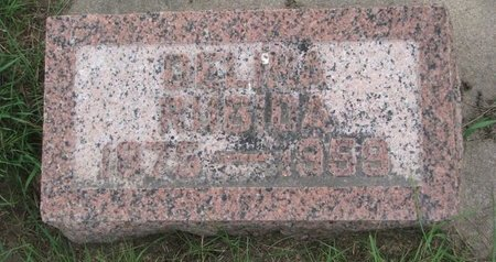 RUBIDA, DELINA - Union County, South Dakota | DELINA RUBIDA - South Dakota Gravestone Photos