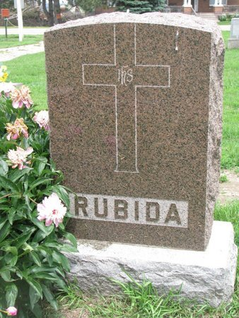 RUBIDA, *FAMILY MONUMENT-DELINA, ELIZE, LAWRENCE, PHILIP & ZOEL - Union County, South Dakota | *FAMILY MONUMENT-DELINA, ELIZE, LAWRENCE, PHILIP & ZOEL RUBIDA - South Dakota Gravestone Photos