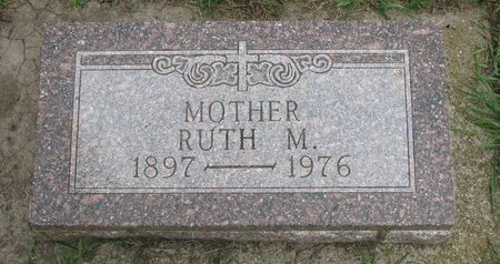 RUBIDA, RUTH MARGARET - Union County, South Dakota | RUTH MARGARET RUBIDA - South Dakota Gravestone Photos