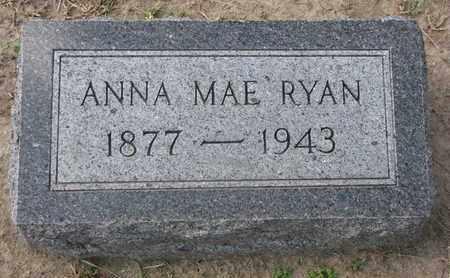 RYAN, ANNA MAE - Union County, South Dakota | ANNA MAE RYAN - South Dakota Gravestone Photos