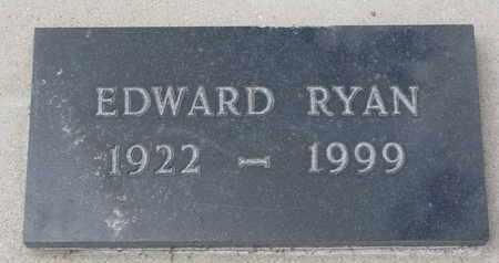 RYAN, EDWARD - Union County, South Dakota | EDWARD RYAN - South Dakota Gravestone Photos