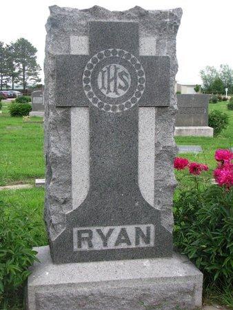 RYAN, *FAMILY MONUMENT-GEORGE, HATTIE & WILLIAM - Union County, South Dakota | *FAMILY MONUMENT-GEORGE, HATTIE & WILLIAM RYAN - South Dakota Gravestone Photos