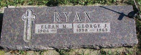 RYAN, ELEAN M. - Union County, South Dakota | ELEAN M. RYAN - South Dakota Gravestone Photos