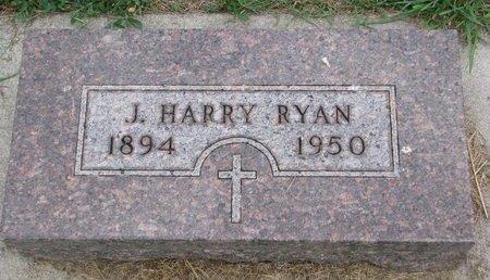 RYAN, J. HARRY - Union County, South Dakota   J. HARRY RYAN - South Dakota Gravestone Photos