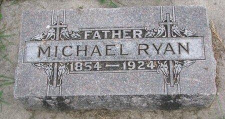 RYAN, MICHAEL - Union County, South Dakota | MICHAEL RYAN - South Dakota Gravestone Photos