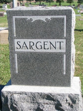 SARGENT, *FAMILY MONUMENT - Union County, South Dakota | *FAMILY MONUMENT SARGENT - South Dakota Gravestone Photos