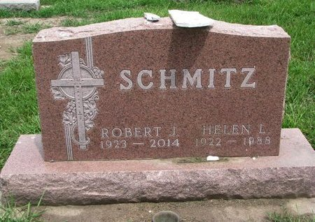 SCHMITZ, HELEN - Union County, South Dakota | HELEN SCHMITZ - South Dakota Gravestone Photos