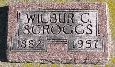 SCROGGS, WILBUR C. - Union County, South Dakota | WILBUR C. SCROGGS - South Dakota Gravestone Photos