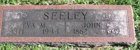 WESCOTT SEELEY, EVANGELINE M. - Union County, South Dakota | EVANGELINE M. WESCOTT SEELEY - South Dakota Gravestone Photos