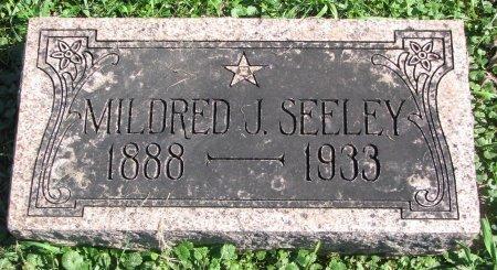 SEELEY, MILDRED J. - Union County, South Dakota | MILDRED J. SEELEY - South Dakota Gravestone Photos