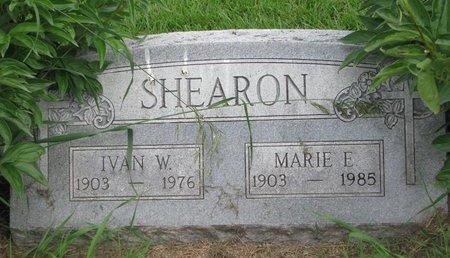 SHEARON, MARIE E. - Union County, South Dakota | MARIE E. SHEARON - South Dakota Gravestone Photos