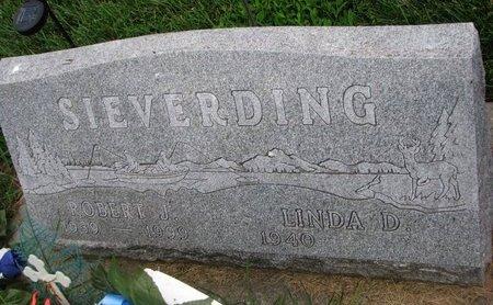 SIEVERDING, LINDA D. - Union County, South Dakota | LINDA D. SIEVERDING - South Dakota Gravestone Photos
