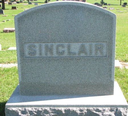 SINCLAIR, *FAMILY MONUMENT - Union County, South Dakota | *FAMILY MONUMENT SINCLAIR - South Dakota Gravestone Photos
