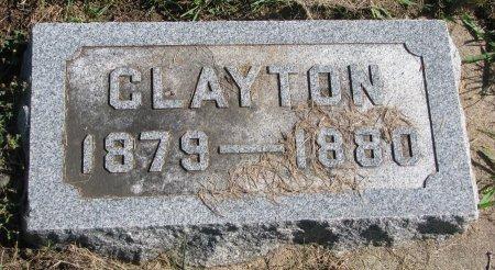SINCLAIR, GEORGE CLAYTON - Union County, South Dakota | GEORGE CLAYTON SINCLAIR - South Dakota Gravestone Photos