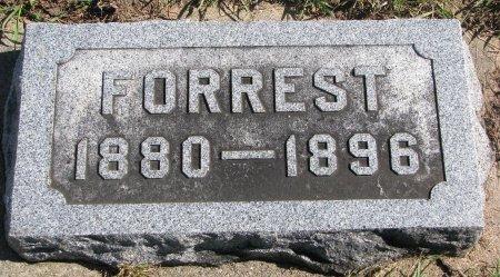 SINCLAIR, FORREST - Union County, South Dakota   FORREST SINCLAIR - South Dakota Gravestone Photos