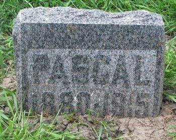 SIROIS, PASCAL - Union County, South Dakota | PASCAL SIROIS - South Dakota Gravestone Photos