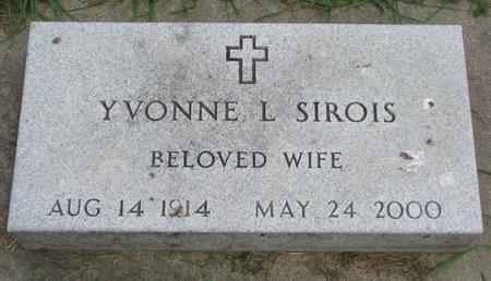 SIROIS, YVONNE L. - Union County, South Dakota | YVONNE L. SIROIS - South Dakota Gravestone Photos