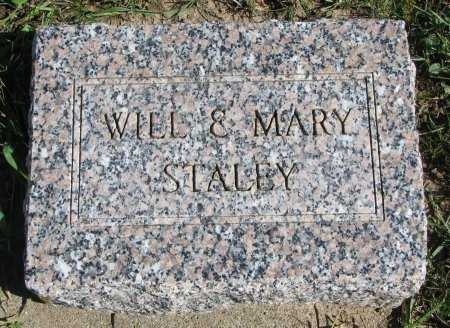 STALEY, MARY - Union County, South Dakota | MARY STALEY - South Dakota Gravestone Photos