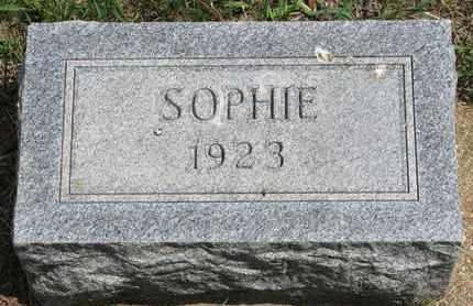 STENE, SOPHIE - Union County, South Dakota   SOPHIE STENE - South Dakota Gravestone Photos