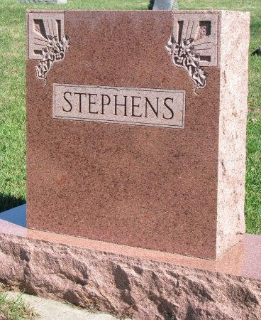 STEPHENS, *FAMILY MONUMENT - Union County, South Dakota | *FAMILY MONUMENT STEPHENS - South Dakota Gravestone Photos