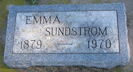 SUNDSTROM, EMMA - Union County, South Dakota | EMMA SUNDSTROM - South Dakota Gravestone Photos