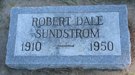 SUNDSTROM, ROBERT DALE - Union County, South Dakota | ROBERT DALE SUNDSTROM - South Dakota Gravestone Photos