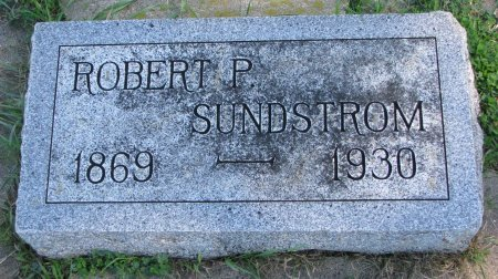 SUNDSTROM, ROBERT P. - Union County, South Dakota | ROBERT P. SUNDSTROM - South Dakota Gravestone Photos