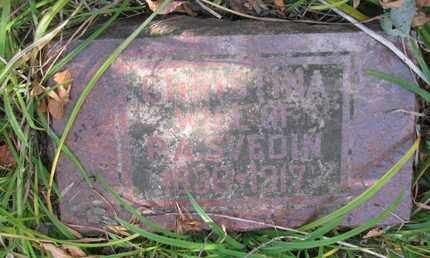 SVEDIN, CHRISTINA - Union County, South Dakota   CHRISTINA SVEDIN - South Dakota Gravestone Photos