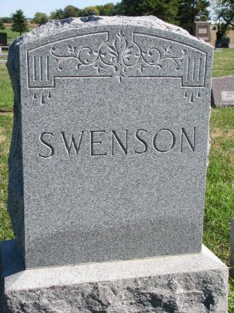 SWENSON, *FAMILY MONUMENT - Union County, South Dakota | *FAMILY MONUMENT SWENSON - South Dakota Gravestone Photos