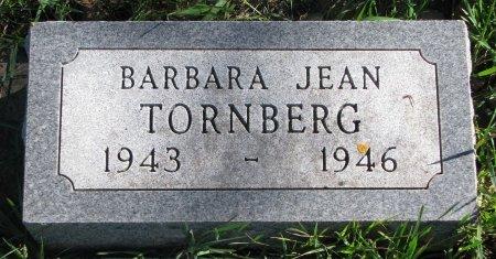 TORNBERG, BARBARA JEAN - Union County, South Dakota | BARBARA JEAN TORNBERG - South Dakota Gravestone Photos