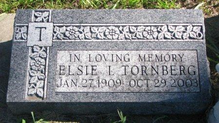 TORNBERG, ELSIE IRMA - Union County, South Dakota | ELSIE IRMA TORNBERG - South Dakota Gravestone Photos