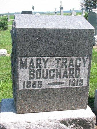 BOUCHARD TRACY, MARY - Union County, South Dakota | MARY BOUCHARD TRACY - South Dakota Gravestone Photos