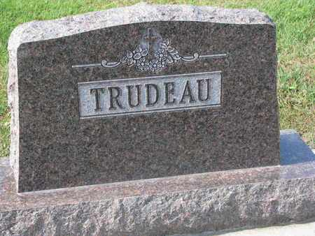 TRUDEAU, *FAMILY MONUMENT - Union County, South Dakota | *FAMILY MONUMENT TRUDEAU - South Dakota Gravestone Photos