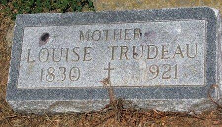 TRUDEAU, LOUISE - Union County, South Dakota | LOUISE TRUDEAU - South Dakota Gravestone Photos