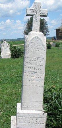 TRUDEAU, LAURENT #1 - Union County, South Dakota   LAURENT #1 TRUDEAU - South Dakota Gravestone Photos