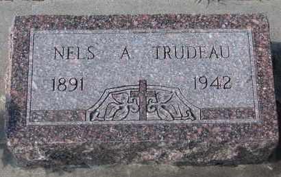 TRUDEAU, NELS A. - Union County, South Dakota | NELS A. TRUDEAU - South Dakota Gravestone Photos