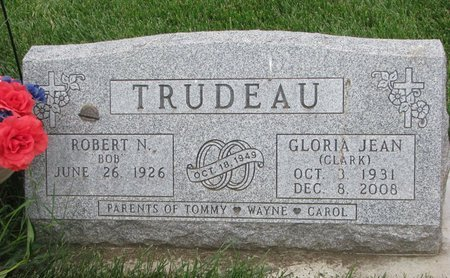 TRUDEAU, ROBERT NARCISSE - Union County, South Dakota | ROBERT NARCISSE TRUDEAU - South Dakota Gravestone Photos