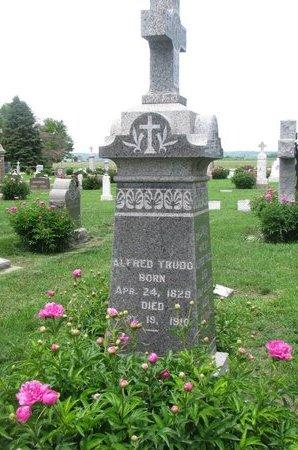 TRUDO, ALFRED - Union County, South Dakota | ALFRED TRUDO - South Dakota Gravestone Photos
