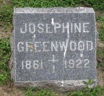 GREENWOOD TRUDO (TRUDEAU), JOSEPHINE - Union County, South Dakota   JOSEPHINE GREENWOOD TRUDO (TRUDEAU) - South Dakota Gravestone Photos