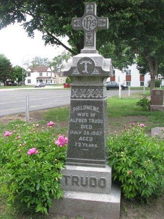 TRUDO, PHILOMENE - Union County, South Dakota | PHILOMENE TRUDO - South Dakota Gravestone Photos