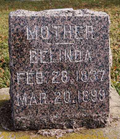 TRYE, BELINDA - Union County, South Dakota | BELINDA TRYE - South Dakota Gravestone Photos