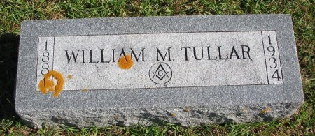 TULLAR, WILLIAM M. - Union County, South Dakota | WILLIAM M. TULLAR - South Dakota Gravestone Photos