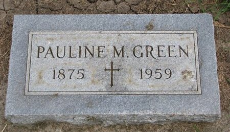 TURGEON, PAULINE M. - Union County, South Dakota | PAULINE M. TURGEON - South Dakota Gravestone Photos