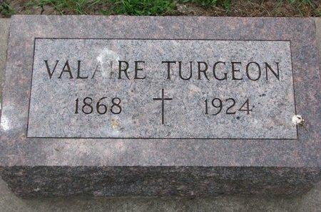 TURGEON, VALAIRE - Union County, South Dakota | VALAIRE TURGEON - South Dakota Gravestone Photos