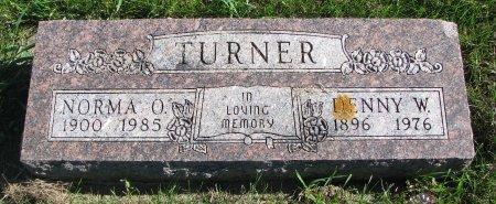 TURNER, NORMA OVIDIA  - Union County, South Dakota | NORMA OVIDIA  TURNER - South Dakota Gravestone Photos