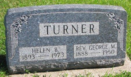 TURNER, HELEN B. - Union County, South Dakota | HELEN B. TURNER - South Dakota Gravestone Photos