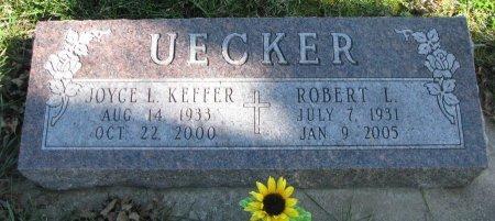 UECKER, JOYCE LORRAINE - Union County, South Dakota | JOYCE LORRAINE UECKER - South Dakota Gravestone Photos