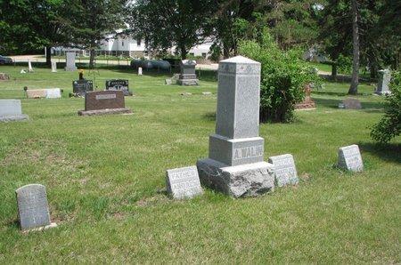 WALIN, *FAMILY PLOT - Union County, South Dakota   *FAMILY PLOT WALIN - South Dakota Gravestone Photos