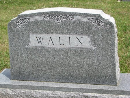 WALIN, *FAMILY MONUMENT - Union County, South Dakota   *FAMILY MONUMENT WALIN - South Dakota Gravestone Photos